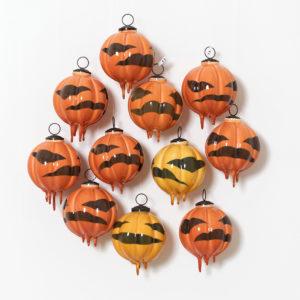 Lantern Pumpkin Bauble - £72